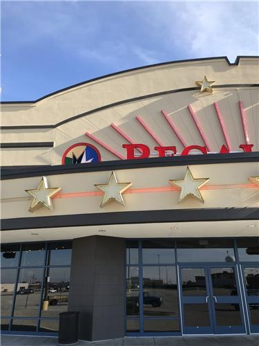 Green Sign Company Neon Lighting Repair Regal Cinema Greenwood IN