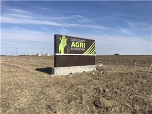 GSC-400-Green-Sign-Company-Series-Cass-County-Agri-Business-Park-Architectural-Sign-Logansport-IN