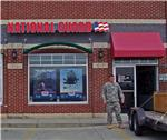 GSC 750 Series National Guard Channel Letters Lawrenceburg IN